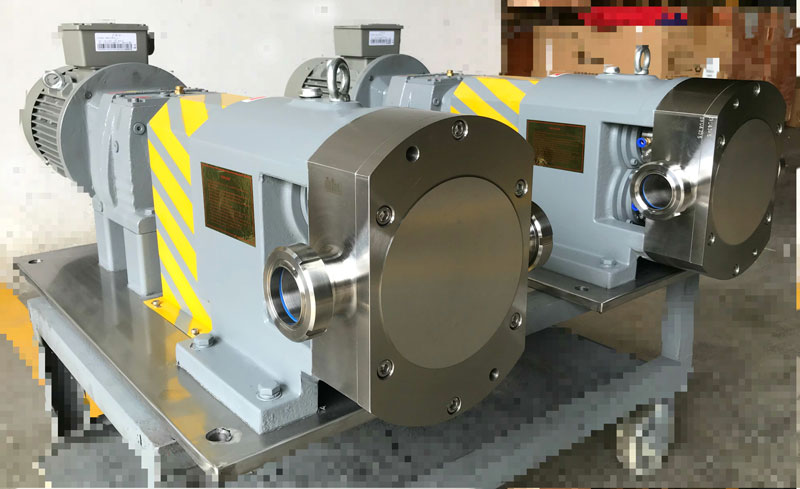 Bonve Positive Displacement Lobe Pumps