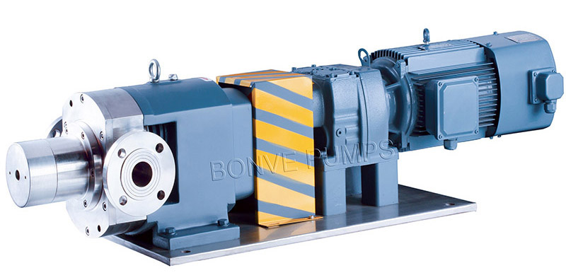 Caustic soda transfer pumps